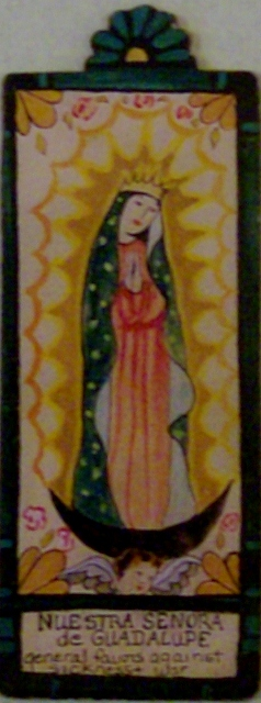 Our Lady of Guadalupe By: Lynn Garlick