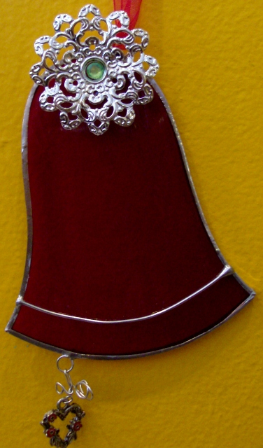 Bell ornament By: Clara Foshee